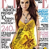 She graced the cover of US Elle in 2005, and we totally thought American Vogue would eventually happen for her.