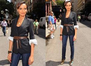 Celebrity Style: Selita Ebanks