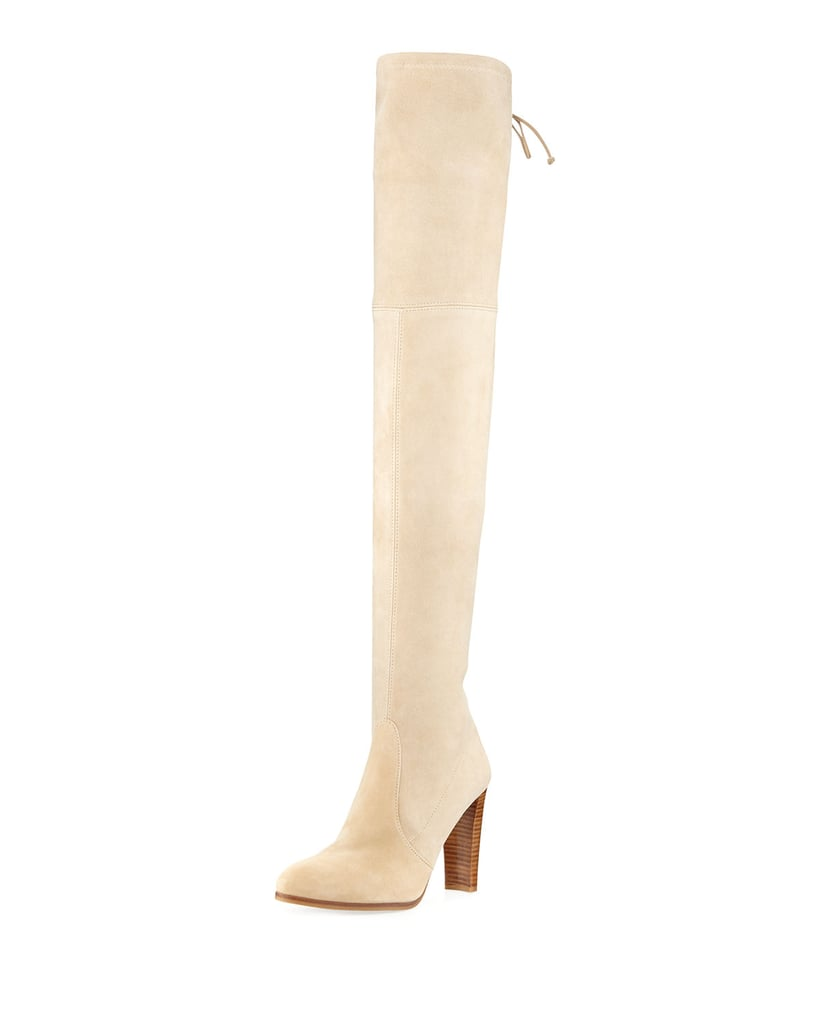 a7c24642602 Our Pick  Stuart Weitzman Highland Suede Over-The-Knee Boot