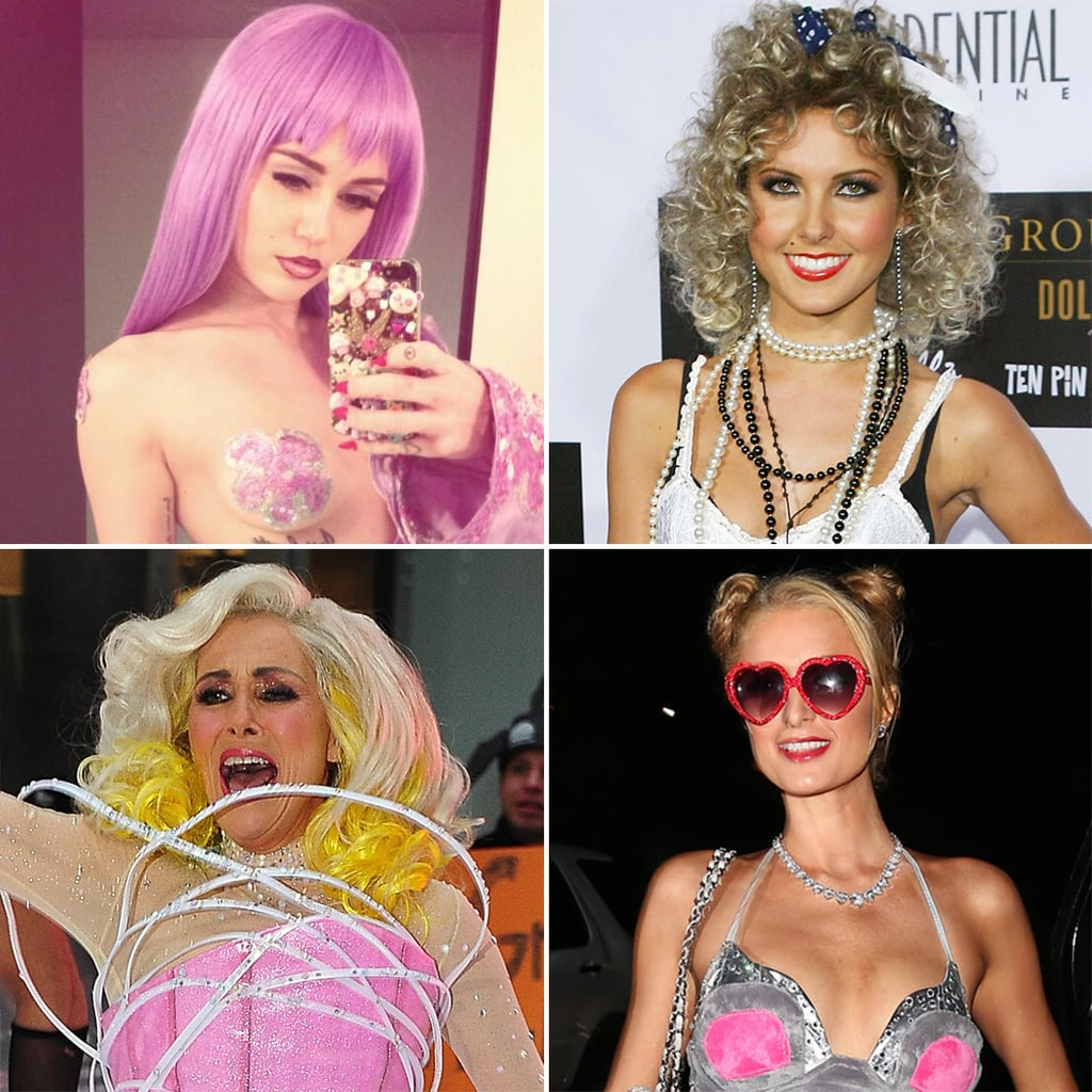 41 Times Celebrities Dressed as Other Celebrities For Halloween