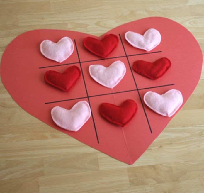 valentines day crafts for toddlers popsugar moms - Valentine Day Crafts For Kids