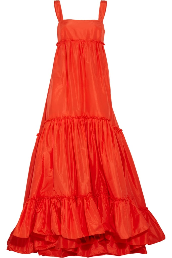 Oscar de la Renta for The Outnet silk-taffeta trapeze gown ($1,295)