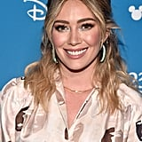 Hilary Duff's Lizzie McGuire Hair in August 2019
