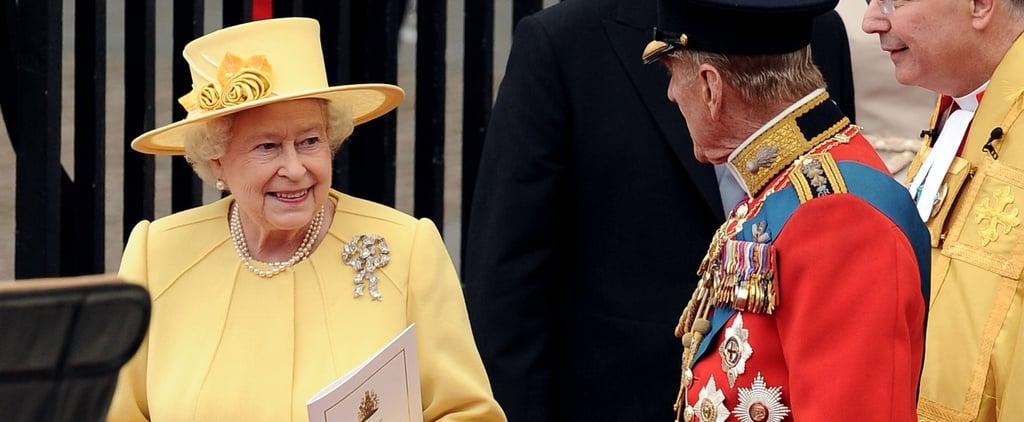 Queen Elizabeth Wedding Guest Dresses