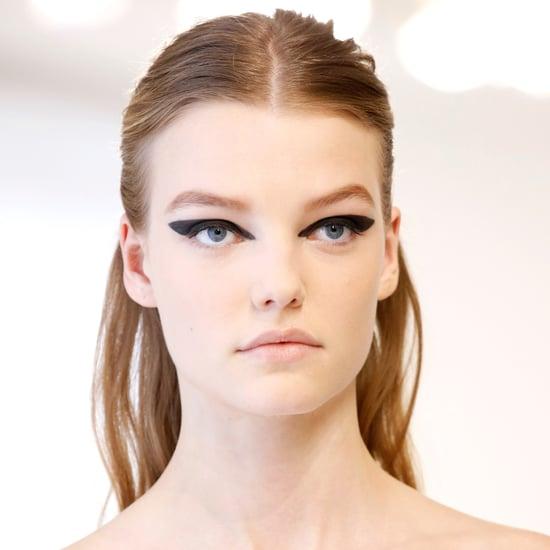 Makeup bei der Dior Haute Couture Modenschau Herbst 2016