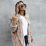 Sunward Faux Fur Coat