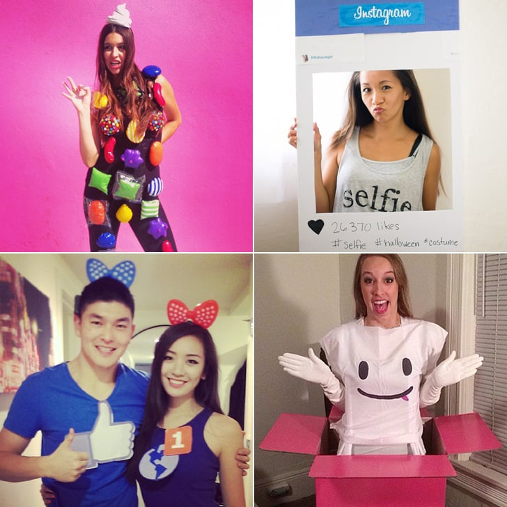 Costumes Based on Apps