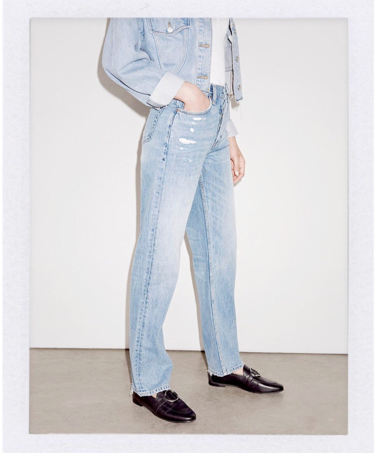 35fcbf5d4d9 Some vintage denim wearers will tell you there s nothing quite like the  real deal