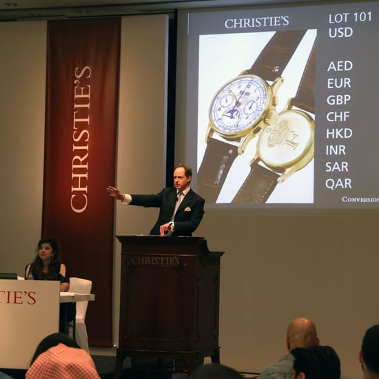 Egyptian King Farouk's Watch Sells For AED3m at Christie's