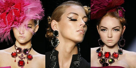 Love It or Hate It? Dior's Winged Eyeliner