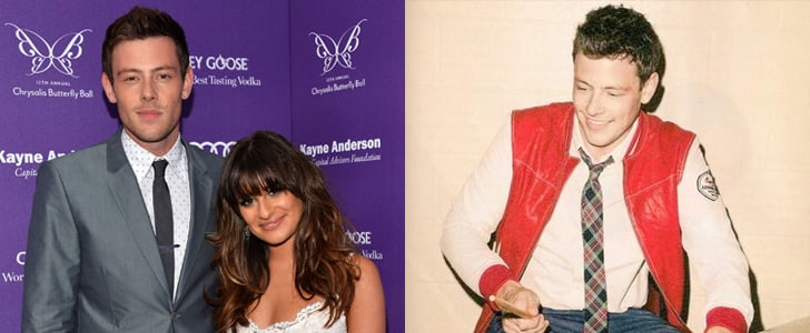 Lea Michele Twitter Tribute for Cory Monteith 33rd Birthday