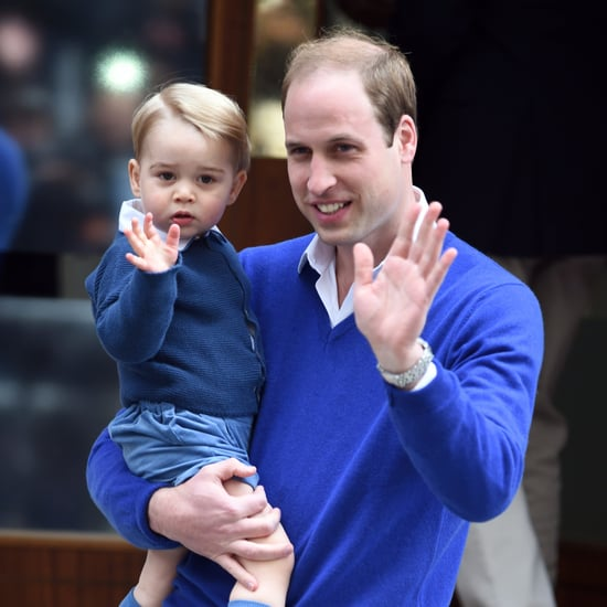 What Is Prince George's Favorite Movie?