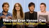 Ben Platt and Dear Evan Hansen Cast Talk Meaningful Music