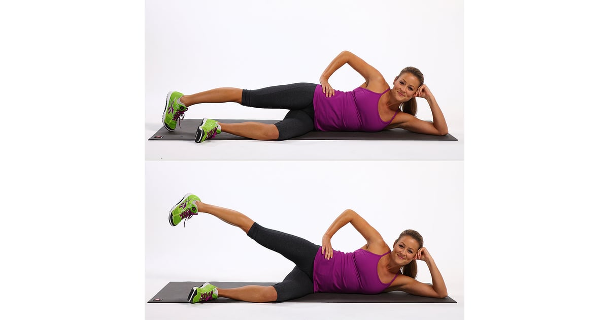 HIIT Exercise: How To Do Leg Lifts | HIIT Academy | HIIT ...