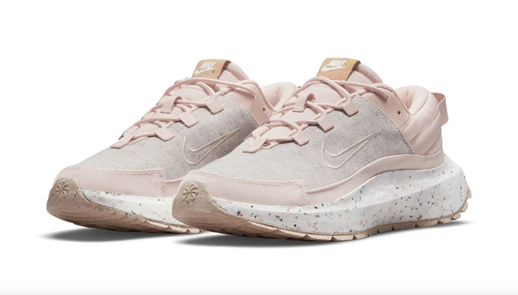 For a Pastel Look: Nike Women's Crater Remixa Casual Sneakers from Finish Line