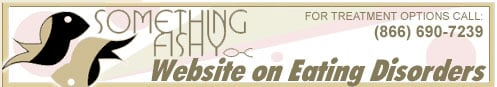 Eating Disorder Recovery Website: Something-Fishy