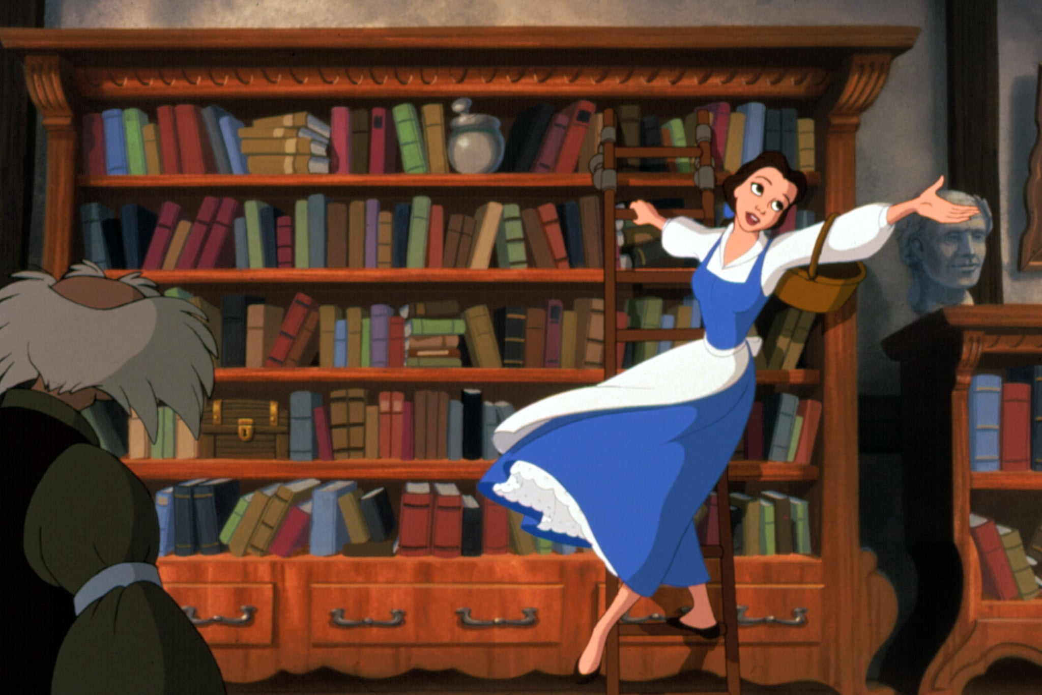BEAUTY AND THE BEAST, Belle, 1991