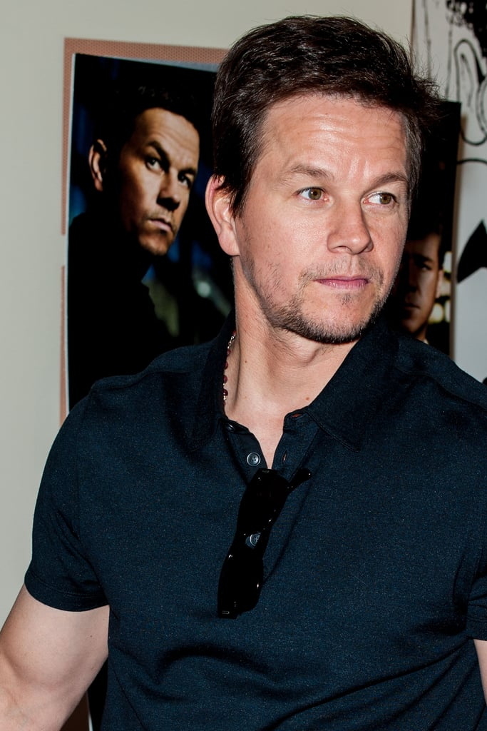 Mark Wahlberg Premieres a Film — and Does the Weather — in Philly