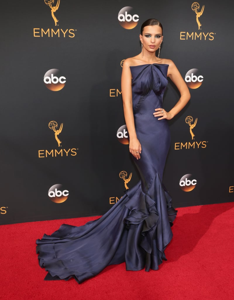 Image result for Emily Ratajkowski at the emmys