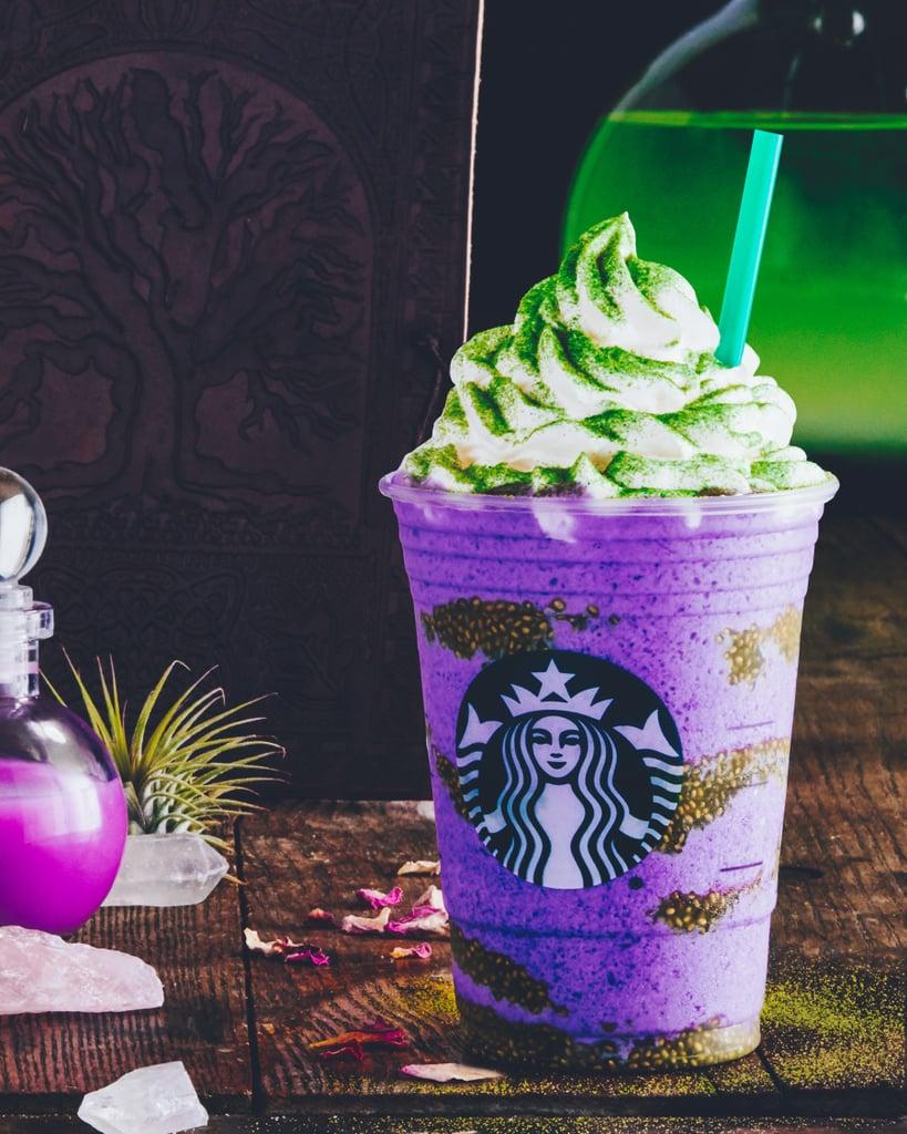 Starbucks Halloween Frappuccino 2018