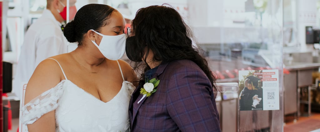 See Photos From This Couple's Sacramento Elopement