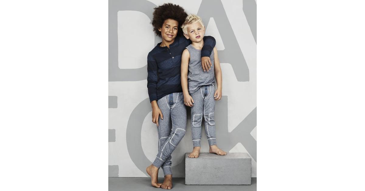 David Beckham For HampM Boys Clothes POPSUGAR Family Photo 4