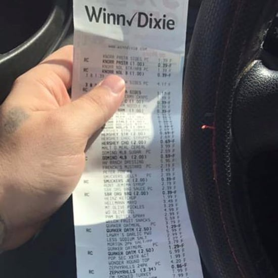 Coparenting Dad Buys Groceries For His Ex