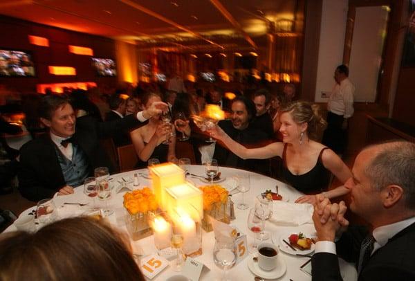The Look: Vanity Fair's Oscar After Party
