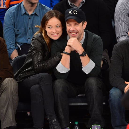Olivia Wilde and Jason Sudeikis's Cutest Pictures