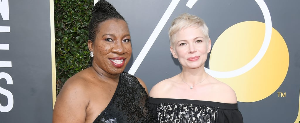 Michelle Williams Fights Back Tears With #MeToo Founder Tarana Burke