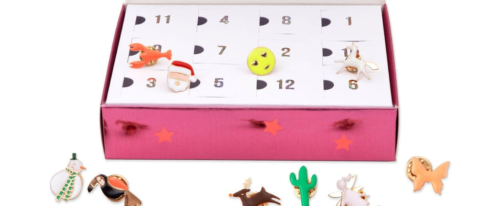 This Enamel Pin Advent Calendar Is the Cutest