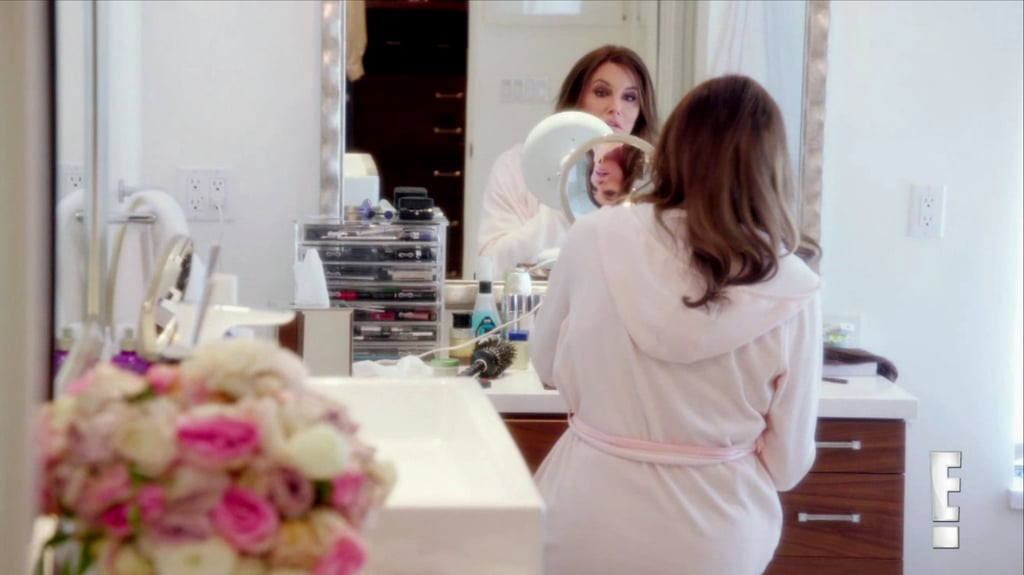 Pictures of Caitlyn Jenner From E Documentary