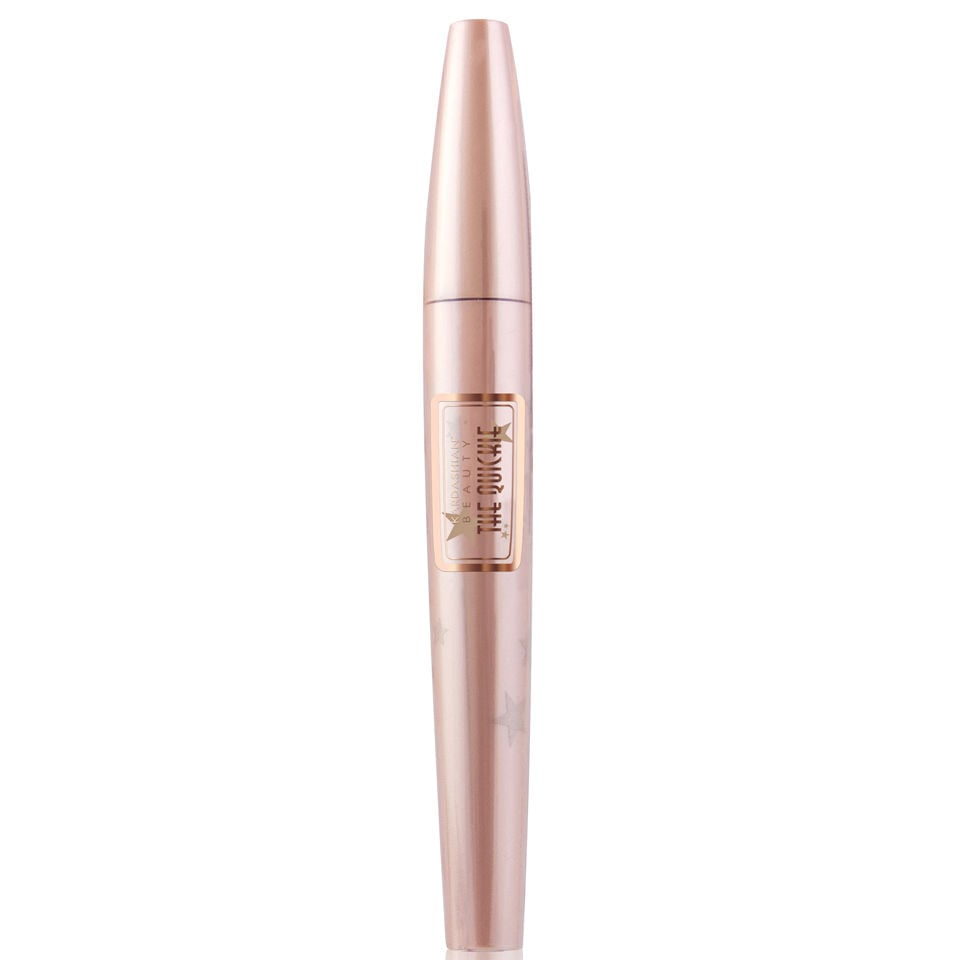 Kardashian Beauty The Quickie Mascara ($10) darkens, curls, lengthens, volumizes, and defines lashes in one quick sweep. Who has time for multiple coats?