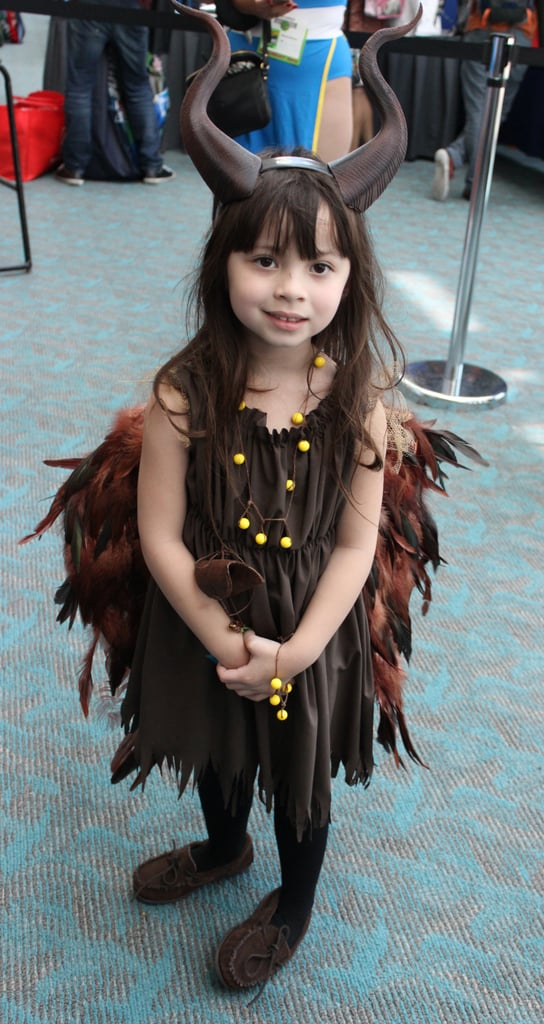 Young Maleficent Best Cosplay Costumes At Comic Con