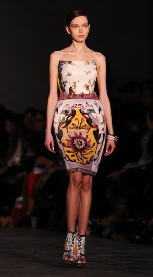 Fall 2011 London Fashion Week: Mary Katrantzou