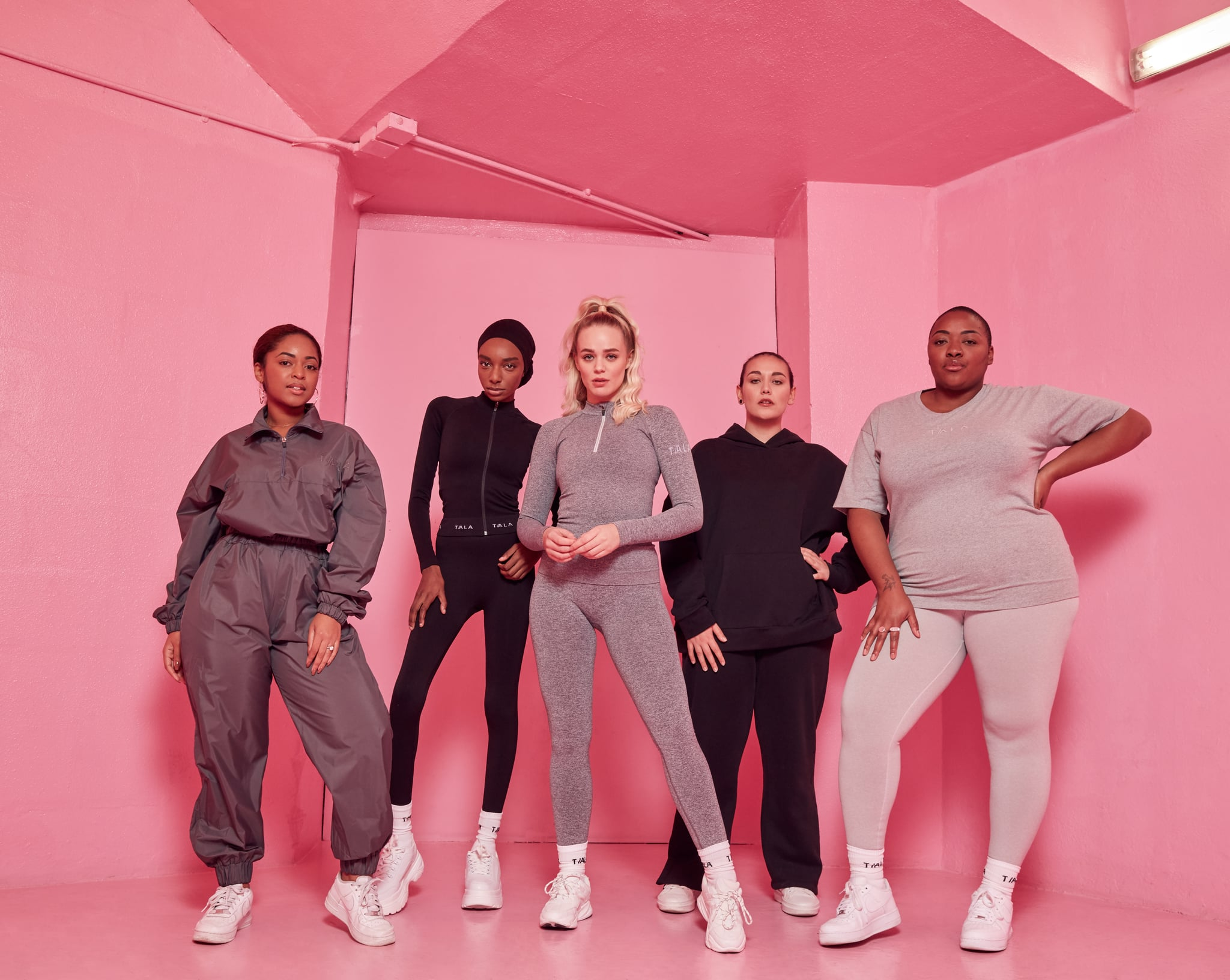 Grace Beverley Interview Tala Sustainable Activewear | POPSUGAR Fashion UK