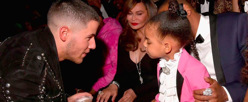 4 Celebrities Who Were Bold Enough to Approach Queen Blue Ivy at the Grammys