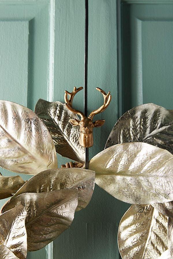 Reindeer Wreath Hook