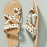 Coconuts by Matisse Dotted Slide Sandals