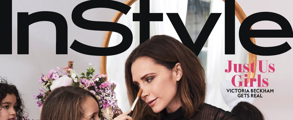 Victoria Beckham Gets Style Quizzed by These Adorable Reporters