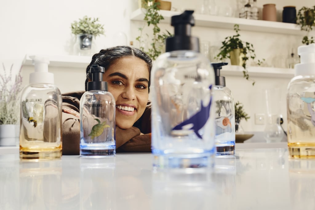 Blueland and Mona Chalabi Earth Month Collaboration