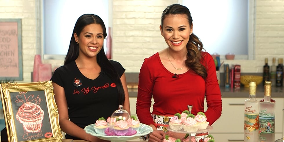 Alcohol-Infused Cupcakes Recipe | Video