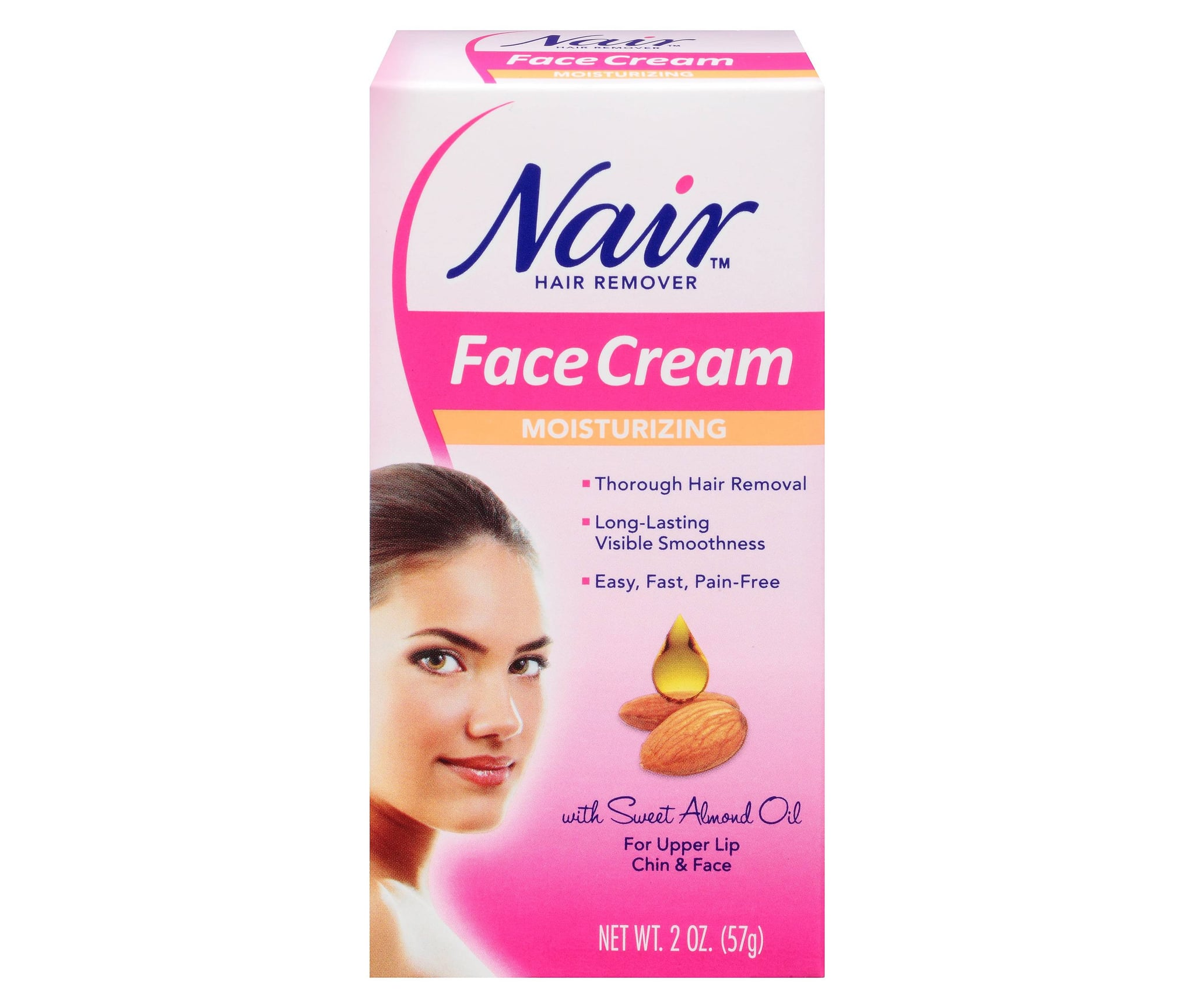 Should You Nair Your Face Popsugar Beauty