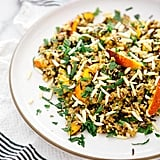 Vegan: Wild Rice and Stone Fruit Salad