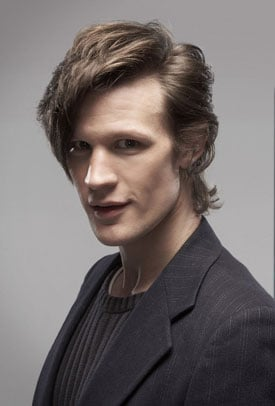 Sugar Bits — Matt Smith Named New Doctor Who