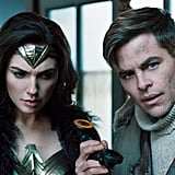 Diana and Steve Trevor From Wonder Woman