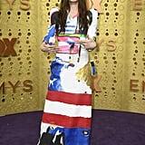 كاريس فان هوتن في حفل جوائز الإيمي 2019