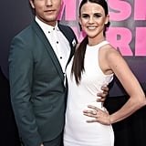 Dan Smyers and Abby Law