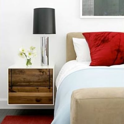 Do You Have a Wall-Mounted Nightstand?