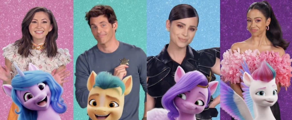 My Little Pony Movie Cast Video and Netflix Release Date